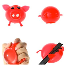 picture 1 Some pig. Squishes and bounces right back!