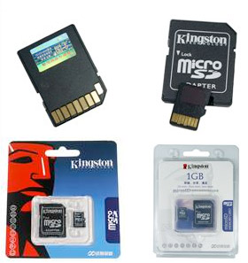 picture 31 Kingston Micro SD 2GB Memory card holds more than memory