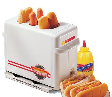 picture 31 Perfectly toast your weenie with a Hot Dog Toaster