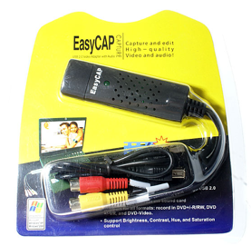 picture 52 Easy Cap USB VHS to Digital Capture Adapter Tutorial