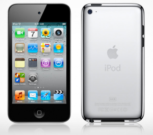 Apple iPod Touch 4G 2010 Timeline