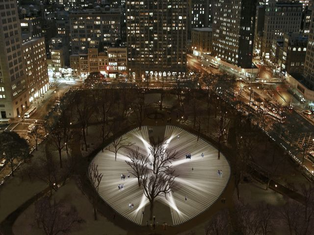 php6bpybjam NYC Pulse Park will light up to your heart beat
