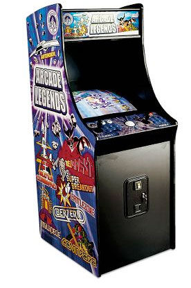 picture 14 Arcade legends 100 game real arcade machine for sale