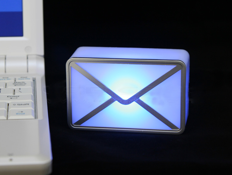 picture 2 USB Webmail / E mail Notifier Lights up when Youve Got Mail