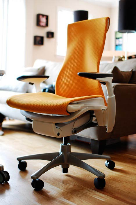 hm embody 011 Herman Miller Embody Chair is the ultamite chair