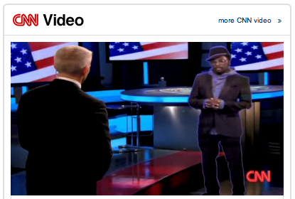 picture 17 How does it work? CNNs Barrack Obama election night Hologram