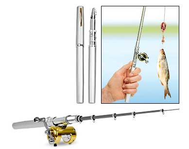 picture 25 Catch fish with a pen fishing rod
