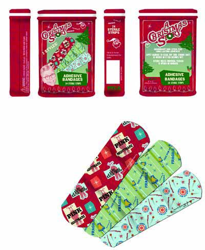 christmasstorybandages1 A Christmas Story Bandages