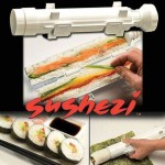 Now you can make your own sushi easy with Sushezi