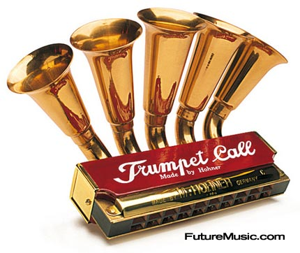 trumpet harmonica One More Gadgets top picks of 2008