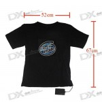 sku 20737 1 150x150 Eye candy! A Tricky Halloween T Shirt that lights up at night