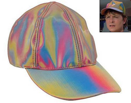 mcfly hat1 Own Marty McFlys Hat from back to the future part 2