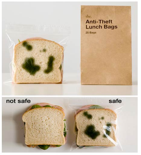 picture 21 Anti theft lunch bags