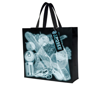 picture 5 Really cool x ray grocery shopping bag