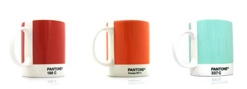 url Pantone Espresso Coffee Mugs are perfect for Designers and um yah, pretty sweet