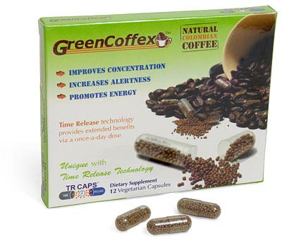bed8 time release caffeinie capsules Time release caffeine capsules use some crazy technology
