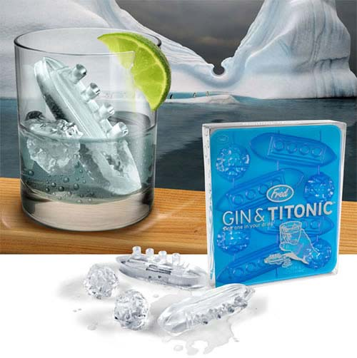 gin titonic l1 The Greatest List of The Coolest Ice Cubes around