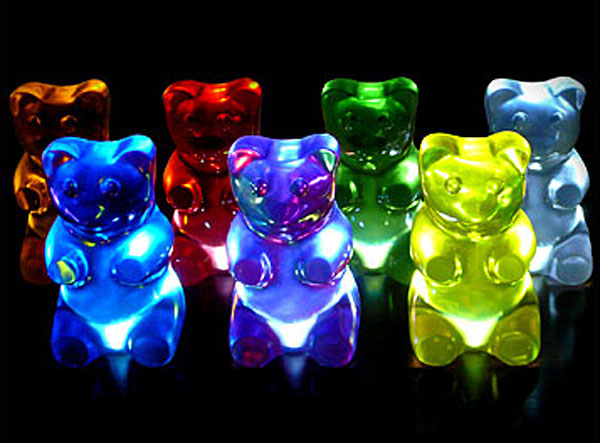 gummilights Gummy Bear GummiLights ma ma ma make me happy