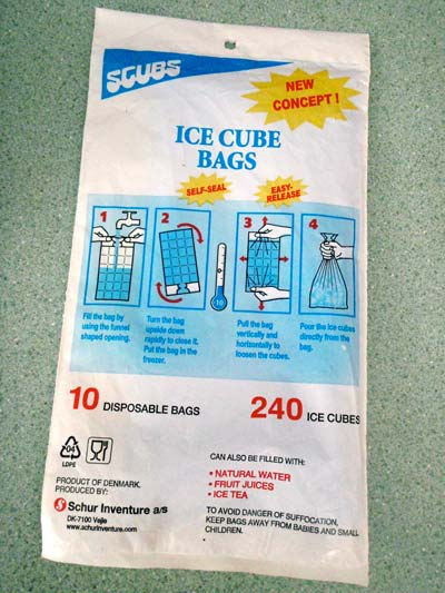 icecubebags2 The Greatest List of The Coolest Ice Cubes around