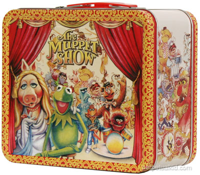 lbox 0111 Were on a Muppet Roll with the Muppet Show Lunch Box!