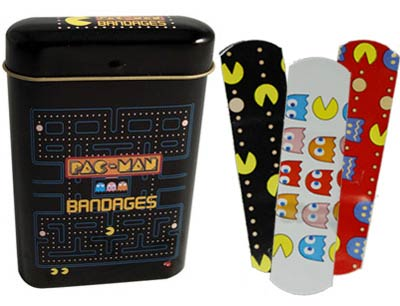 bndg 7235 Chase away those blues with Pac Man Bandages