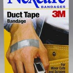 duct tapex 150x150 The Most Excellent List of Bandages and Band aids