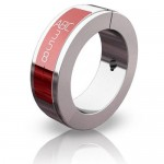 Bluetooth headset transforms from a ring