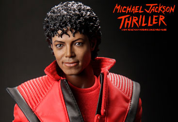 B6968 2 The best way to get hits is to create them with the Michael Jackson Thriller Action Figure