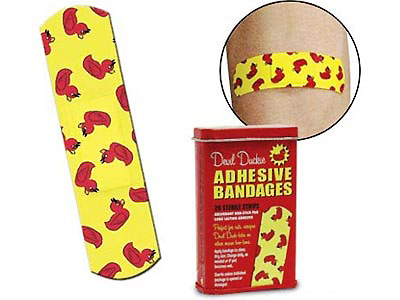 BNDG 1322 The Most Excellent List of Bandages and Band aids