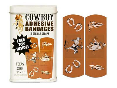 BNDG 1494 The Most Excellent List of Bandages and Band aids