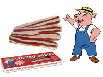 GUMM 1605 The Greatest List of Everything Bacon