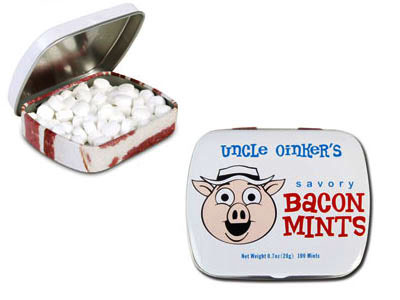 MINT 1706 The Greatest List of Everything Bacon