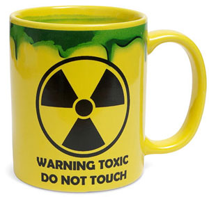 b7be toxic waste mug The Greatest List of the Hottest Coffee Mugs Around