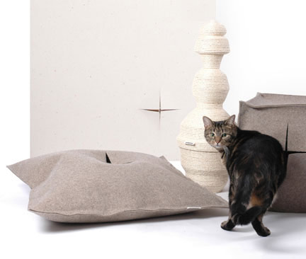 cat hiding pillow The Greatest List of Must Have Pet Gadgets