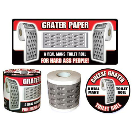 cheese grater toilet paper Cheese Grater toilet paper