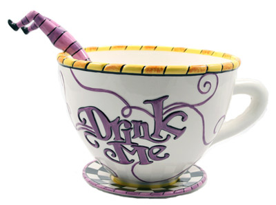drink me punch bowl The Greatest List of the Hottest Coffee Mugs Around