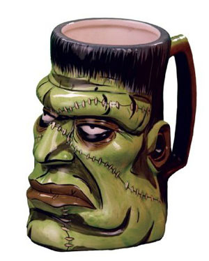 frankenstein The Greatest List of the Hottest Coffee Mugs Around