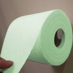 glow in the dark toilet paper 150x150 Stay glued to your seat with a Crazy Glue Toilet Paper Dispenser