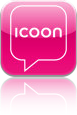 icoonicon ICOON Personal Picture Global Dictionary uses icons for everything