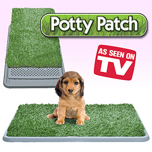 the potty patch The Greatest List of Must Have Pet Gadgets