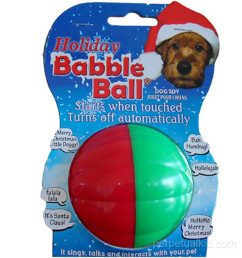 holidaydoggybabbleball The Greatest List of Must Have Pet Gadgets