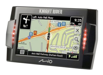 mio knight 4.3 inch gps navigator Snoop Dogg GPS voice skin tells you the quickest way to the West Side