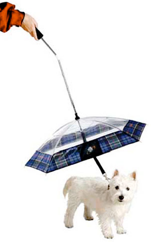 umbrella leash The Greatest List of Must Have Pet Gadgets