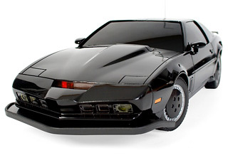 1982 Trans Am Famous Cars from TV and the Movies