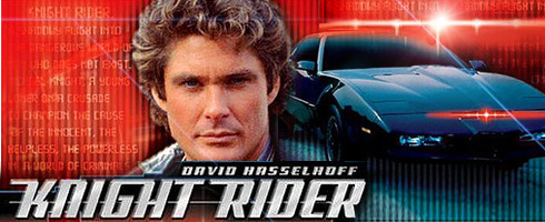 Knight Rider Famous Cars from TV and the Movies