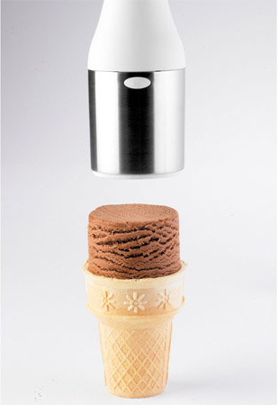 cuisipro ice cream scoop and stack What do you get when you combine Jenga and Ice Cream?