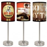 Cool and Custom Lamps from Lamp-in-a-Box