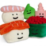 plush sushi toys 150x150 Need a friend? Try The Perfect Companion Pillow