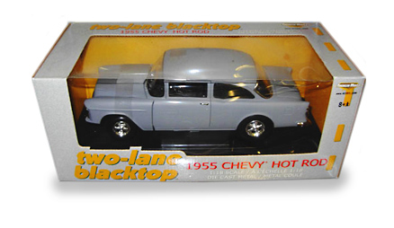 1955 chevy hot rod two lane blacktop Famous Cars from TV and the Movies