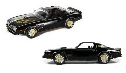 1977 trans am smokey and the bandit Famous Cars from TV and the Movies